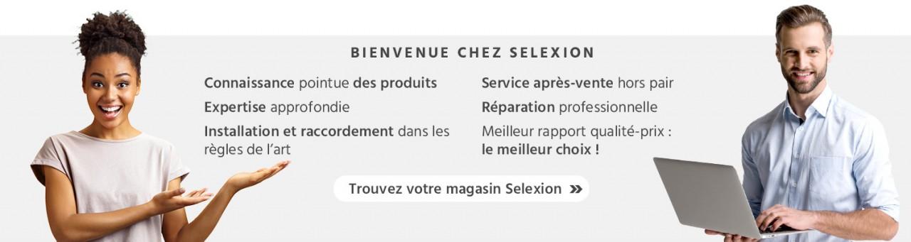 Bienvenue chez Selexion