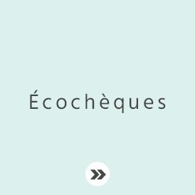 Ecochèques