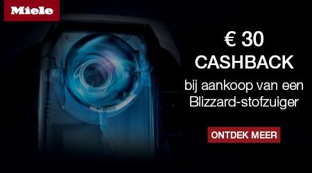 Miele Blizzard - €30 cashback