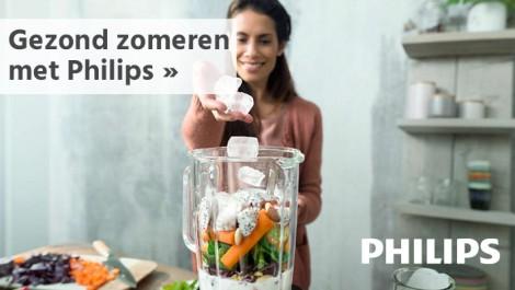 Gezond zomeren met Philips