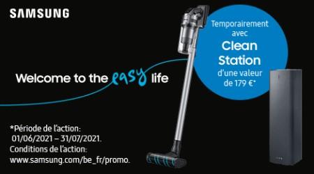 Samsung - Clean Station gratuit